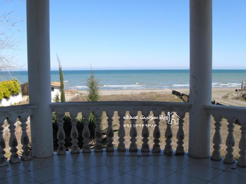 اجاره ویلای 4 خوابه ساحلی در رامسر