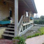 اجاره ویلای کلبه چوبی در رامسر